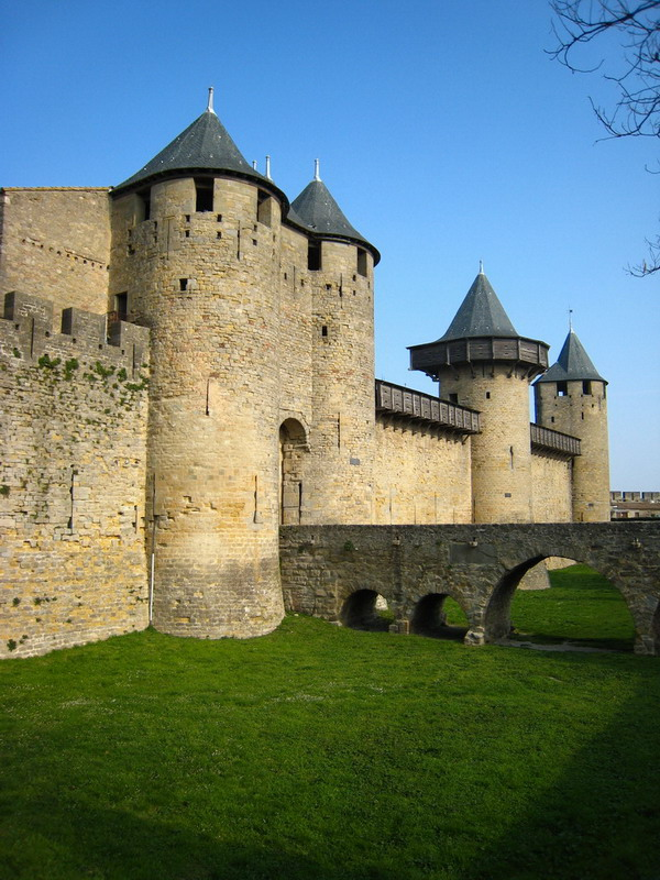 02-Carcassonne_porte-narbonaise