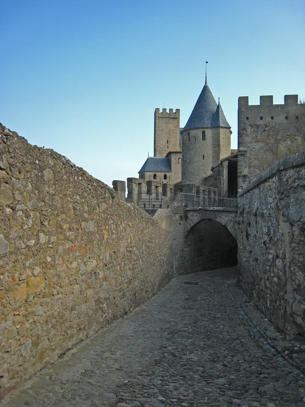 03-Carcassonne_cite